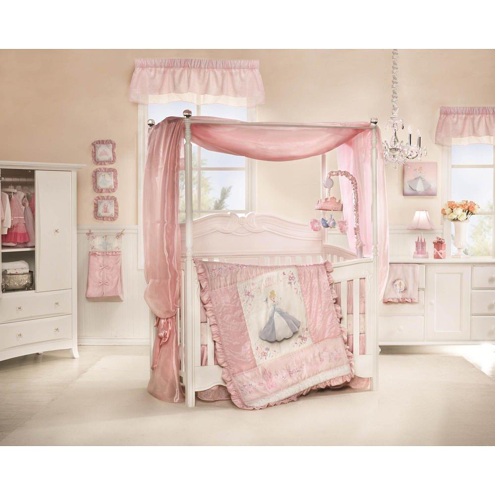 Disney Baby Cinderella 7 Piece Crib Set