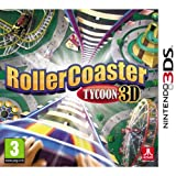 Rollercoaster Tycoon 3D Nintendo 3DS