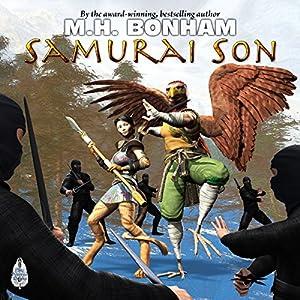 Samurai Son Audiobook