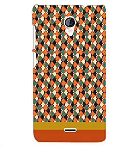 PrintDhaba Pattern D-1842 Back Case Cover for MICROMAX A106 UNITE 2 (Multi-Coloured)