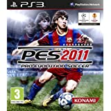Pro Evolution Soccer 2011 (PS3)by Konami
