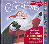 The Night Before Christmas Hallmark Press & PLay Recordable Storybook