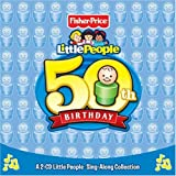 Fisher Price: Little People: 50th Birthday ~ Fisher Price