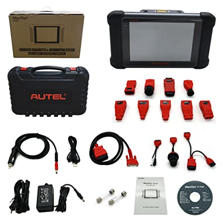 Autel MaxiSYS MS906 Automotive Diagnostic Scanner Review