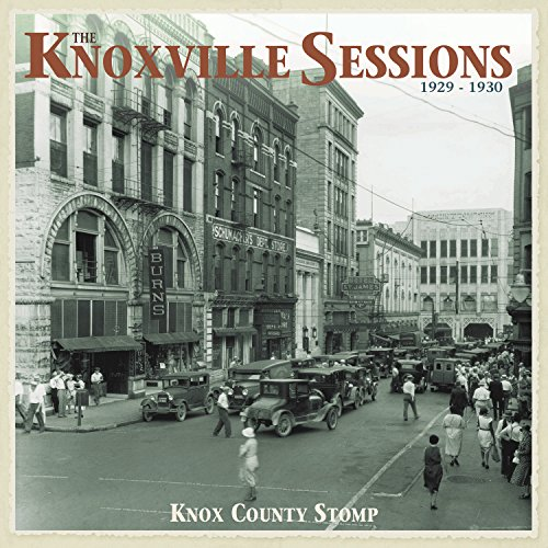 The Knoxville Sessions 1929-1930 - Knox County Stomp (Bear Family compare prices)