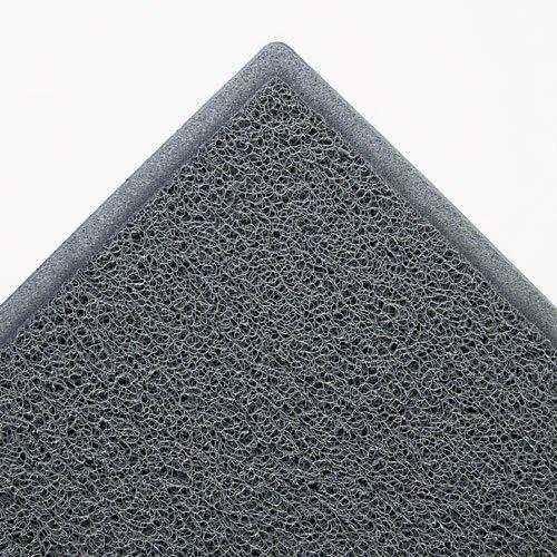 3M Dirt Stop Scraper Mat, Polypropylene, 36 X 60, Slate front-361770