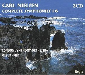 Nielsen : Intégrale des symphonies. Schmidt