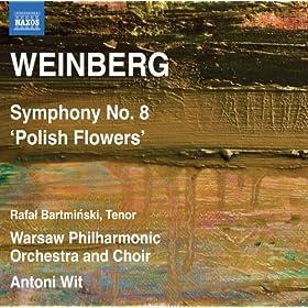 "Symphony No. 8, Op. 83, ""Tveti Pol'shi"" (Polish Flowers): IV. Byl sad (There was an Orchard)"
