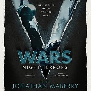V Wars: Night Terrors Audiobook