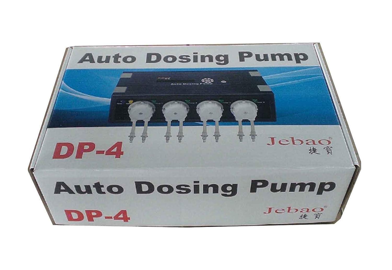 Jebao Programmable Auto Dosing Pump DP-4