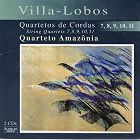 Quarteto Amazonia cover