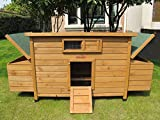Chicken Coops Imperial Balmoral Double Large Chicken Coop Suitable For Up to 8 Birds
