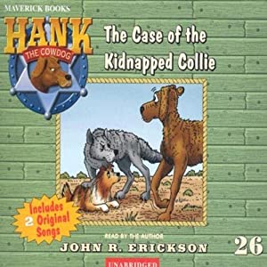 The Case of the Kidnapped Collie Audiobook
