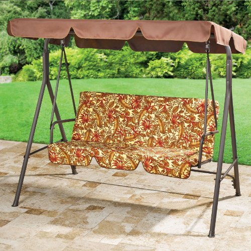 Little tikes swing canopy hot girls wallpaper for Baby garden swing amazon