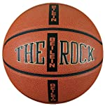Anaconda Sports® The Rock® MG-4040-PC-BST Beilein Shooting Trainer Pebble Channel Composite Basketball (Junior)