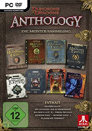 Dungeons & Dragons - Anthology  (Baldur's Gate)