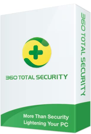 360 Total Security - Free Antivirus & Internet Security Software for PC [Download]