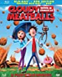 Cloudy with a Chance of Meatballs / Il pleut des hamburgers (Bilingual) [Blu-ray + DVD]