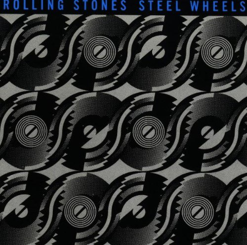 Steel Wheels artwork