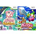 Kirby's Return to Dream Land + Epic Yarn Double Pack [Nintendo Wii]