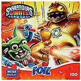 Skylanders 100 Piece Foil Puzzle [Giant Bouncer]