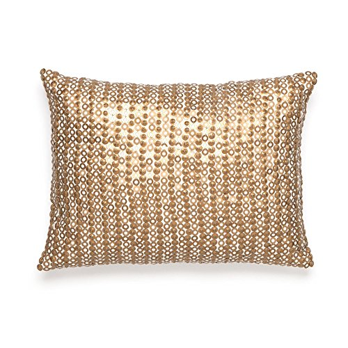 Amy-Sia-1C99702-Midnight-Storm-Gold-Sequin-Decorative-Pillow-Gold-12W-x-16L