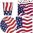 American Flag Tableware Pack