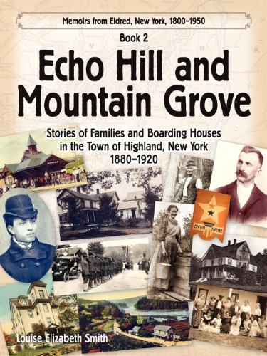 Echo Hill and Mountain Grove098263871X