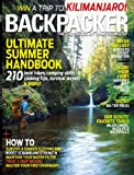 Magazine - Backpacker (1-year auto-renewal)