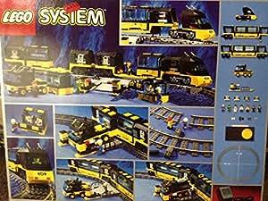 Lego Train 9V Cargo Railway 4559