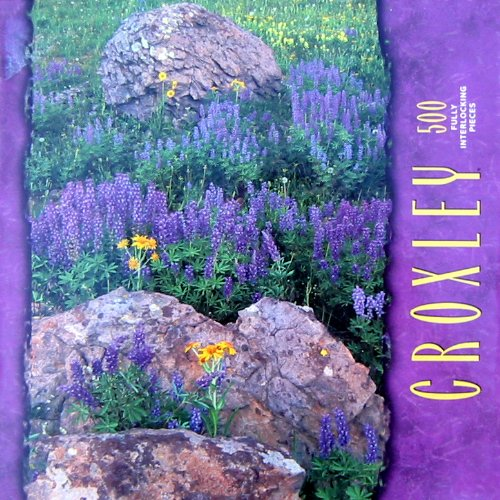 Croxley 500pc. Puzzle-La Plata Mountains, CO