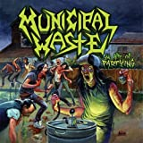 The Art of Partying by Municipal Waste (2007) Audio CD