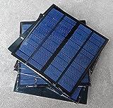 Sunnytech® 1pc 3w 12v 250ma Mini Solar Panel Module Solar System Epoxy Cell Charger DIY B047