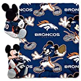 Northwest Mickey Mouse Hugger Bear And Blanket
