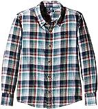 Tommy Hilfiger Times Nappy Check Shirt L/S-Camisa de deporte Niños,