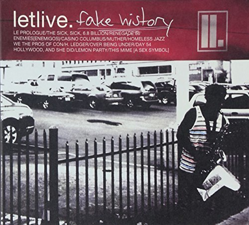 Fake History by Epitaph (2011-04-12)