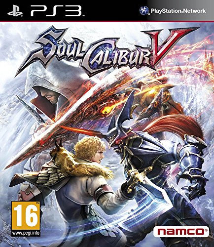 SoulCalibur V (5)
