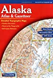 Alaska Atlas & Gazetteer (0899332897) by DeLorme