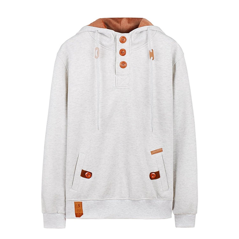 Partiss Herren Jugendliche koreanische Herbst und Winter Kapuzenjacke Strickjacke Pullover günstig bestellen
