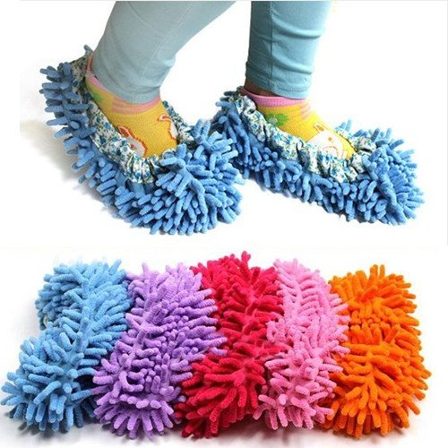 cute-dust-mop-slippers-shoes-floor-cleaner-clean-easy-bathroom-office-kitchensky-blue
