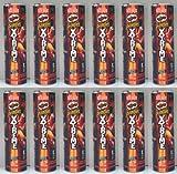 プリングルス エクストリーム バッファローウイング味 181g 12本セット