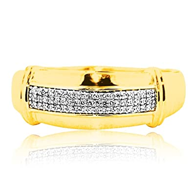 Rings-MidwestJewellery.Com Men's Rings Yellow Gold