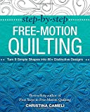Free Motion Quilting: Step-by-Step