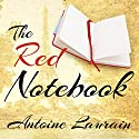 The Red Notebook Audiobook by Antoine Laurain Narrated by Alex Wyndham