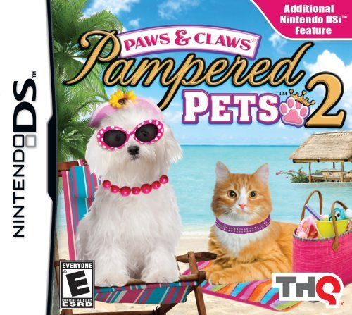 Paws and Claws Pampered Pets 2 - Nintendo DS by THQ (Pampered Pets 2 Ds compare prices)