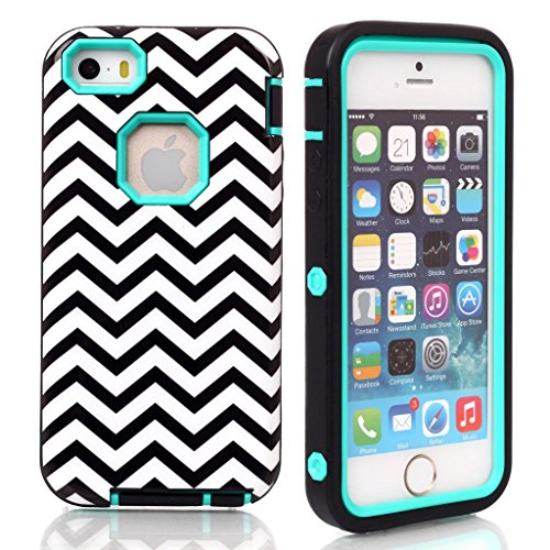 iPhone 4,4S Case,Canica iPhone 4S Cases,3in1 Beautiful Hybrid Case Cover For iPhone 4 4S 002 image