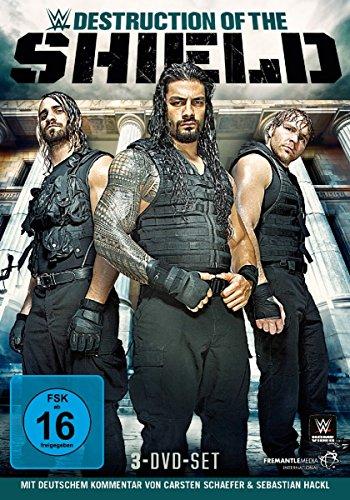 WWE - Destruction of the Shield [3 DVDs]