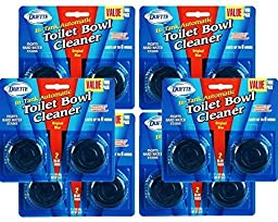 12 Pack Duette Automatic In-Tank Toliet Bowl Cleaner Tabs - Each Tablet Lasts Up To 6 Weeks by Duette - HouseChem, Inc