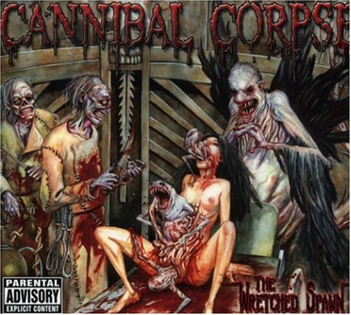 Cannibal Corpse-The Wretched Spawn-CD-FLAC-2004-SCORN Download
