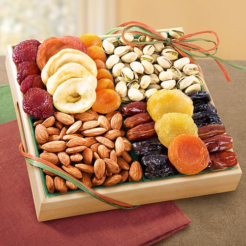 AP8000 Pacific Coast Classic Dried Fruit Tray Gift
